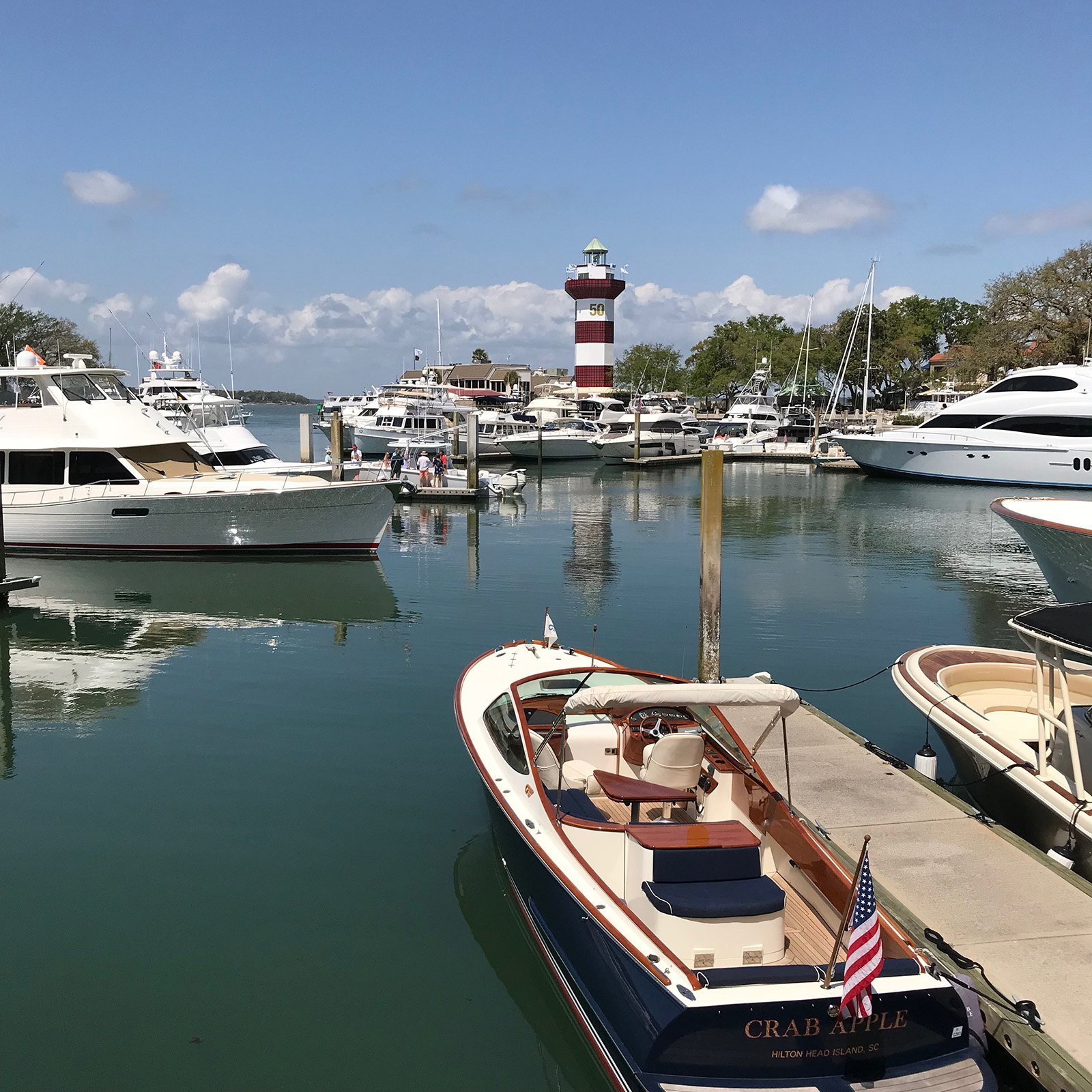 Harbour Town Yacht Basin photo by David Love